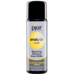LUBRICANTE SILICONA RELAJANTE ANAL PJUR ANALYSE ME 30 ML - Imagen 1